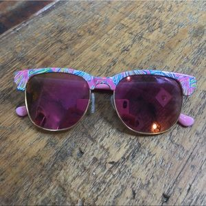 Lilly Pulitzer Meghan Sunglasses